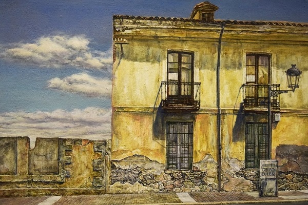 Осенне-зимняя выставка живописи московских архитекторов