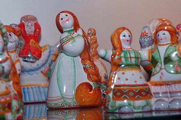 Всероссийская выставка-ярмарка народных художественных промыслов «Ладья»