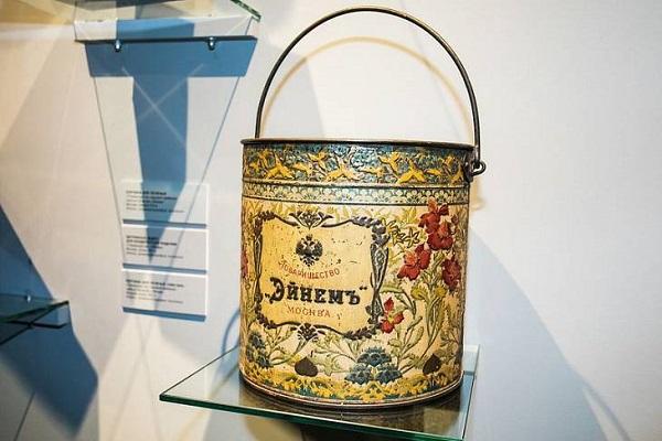 Экспозиция «Роза Эйнема» в Музее истории шоколада и какао «МИШКа»