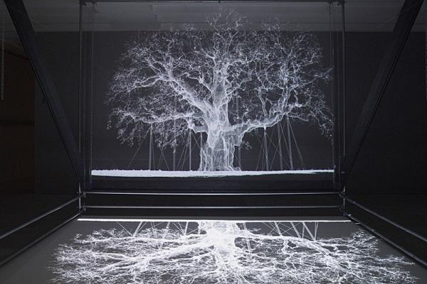 Выставка Мэта Коллишоу в Gary Tatintsian Gallery