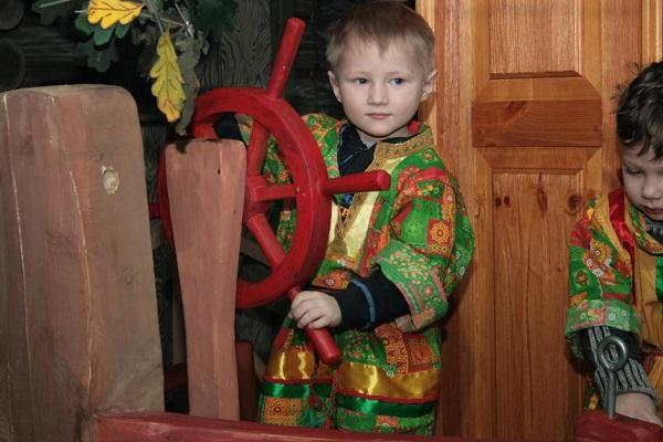 Масленица в музее-театре «Сказкин Дом»