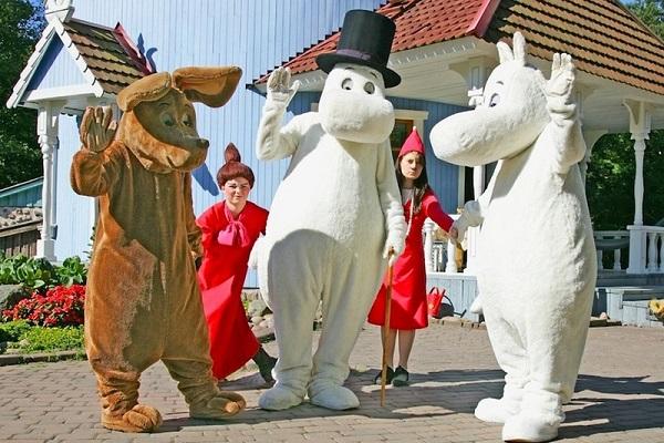 Фестиваль «Скандинавский Новый год» на Новом Арбате