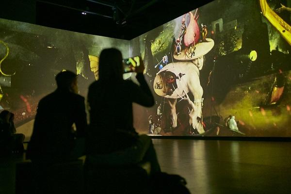 Выставка «Страшные сказки Босха и Брейгеля»