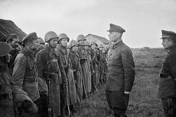 Выставка «Солдатский маршал»