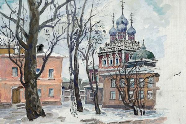 Выставка «Свет московского окна…»