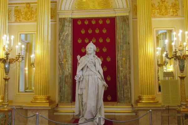 Большой дворец в Царицыно