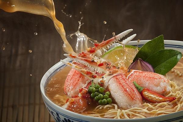 Фестиваль вьетнамской уличной еды в Москве