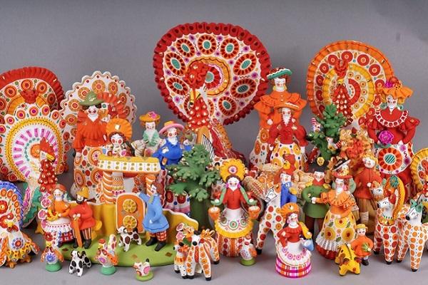 Всероссийская выставка-ярмарка народных художественных промыслов «Ладья. Весенняя фантазия – 2018»