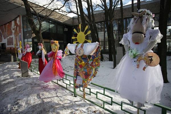 Фестиваль «Масленица на Воробьевых горах»
