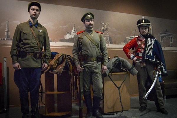 День русского солдата в Музее Героев