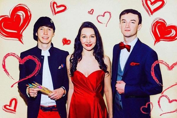 шоу «Цветочный День всех влюбленных»