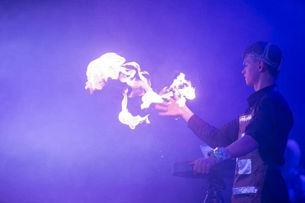 Научное шоу «Сила мысли» в Цирке Чудес