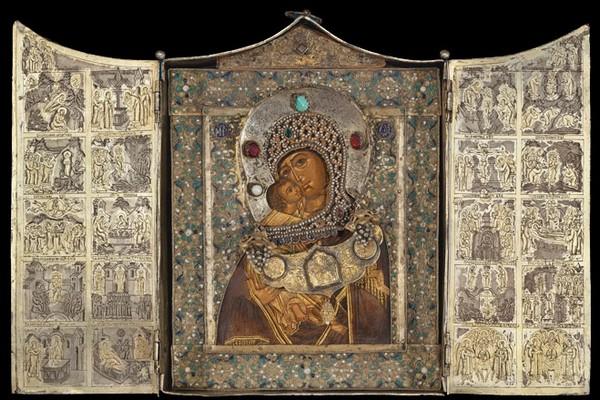 Выставка «Реликвия рода Годуновых»