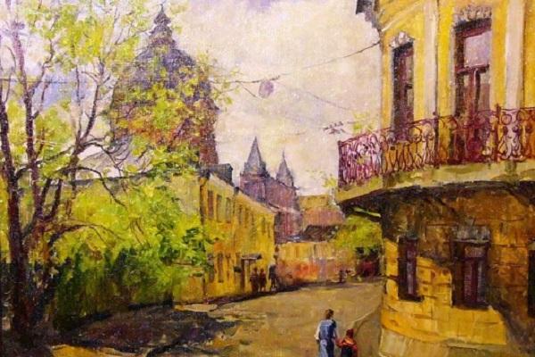 Выставка Станислава Скобелева «Ностальгия»