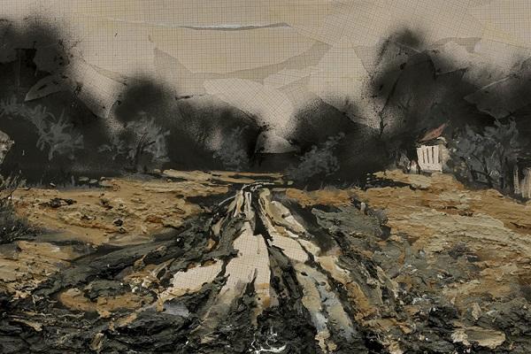 Выставка Владимира Мигачева «Внутренняя миграция»