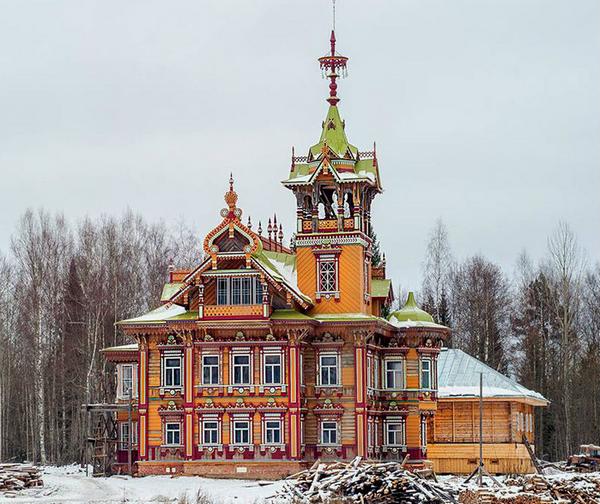 Экскурсионно–развлекательно-зрелищный тур «Кострома городок – Москвы уголок» 2 дня/1 ночь (система «Все Включено»)