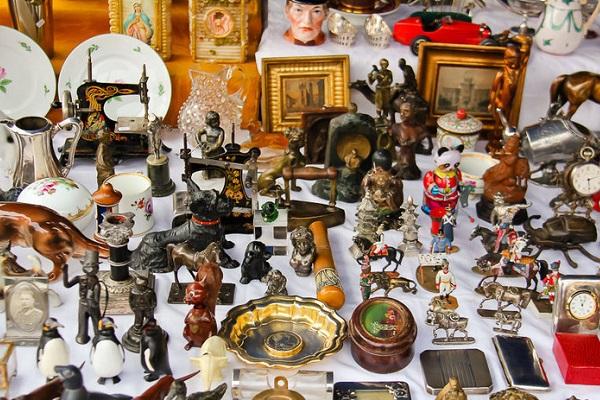 Осенняя выставка-ярмарка «Блошиный рынок»