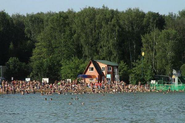 Озеро Мещерское