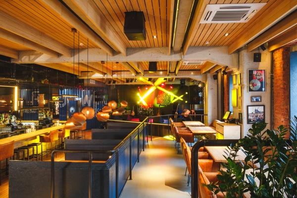 Ресторан-бар «Мумий Тролль»