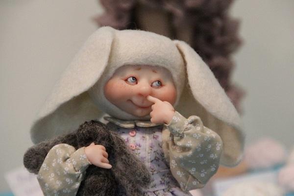 XIV Международный Салон Авторской Куклы