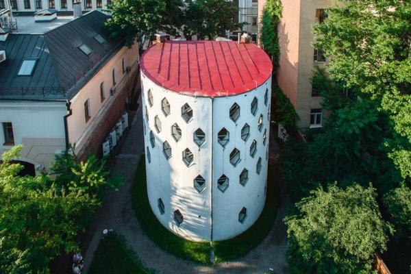 Дом-улей (Дом Мельникова)