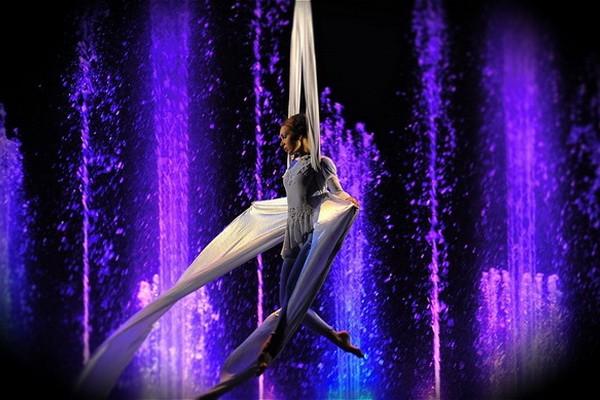 Цирковое представление «Тайна Музея Снов» в Цирке Танцующих Фонтанов «Аквамарин»