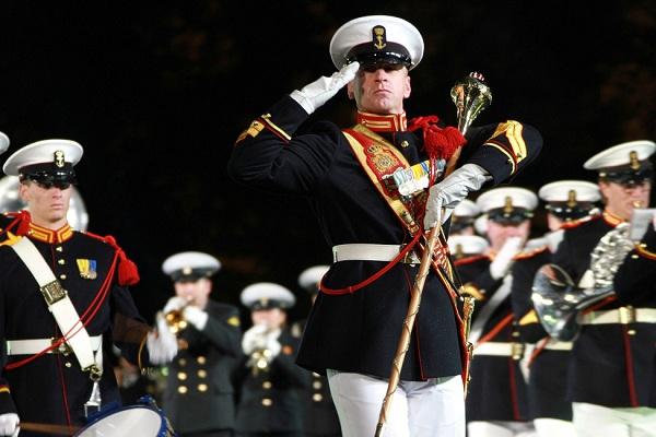 Военно-музыкальный фестиваль «Спасская башня – 2018»
