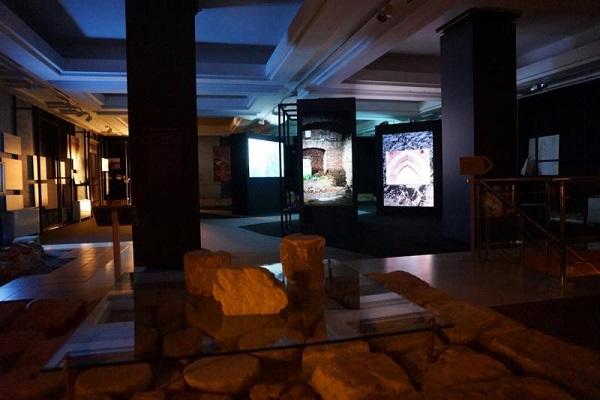Постоянная экспозиция «Воспоминание о великой руине»