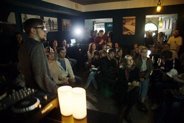 Фестиваль «Science Bar Hopping»: весна, наука, рок-н-ролл