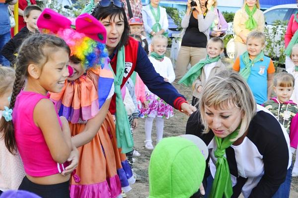 1-й Всероссийский фестиваль детских праздников «Kid's Party Fest»