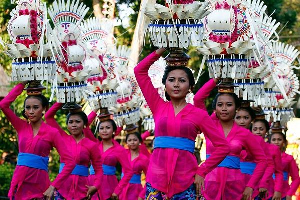 Фестиваль Индонезии в парке «Красная Пресня»
