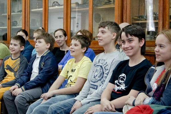 Фестиваль Увлекательной науки в Хорошколе
