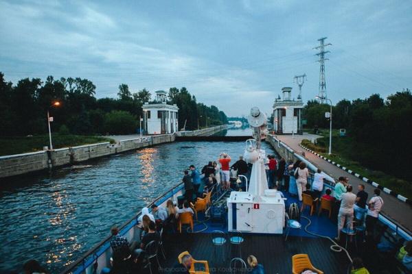 К открытию навигации Городское экскурсионное бюро Музея Москвы запустит необычные туры по рекам города