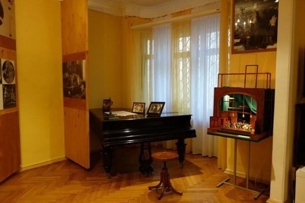 Музей-квартира Всеволода Мейерхольда