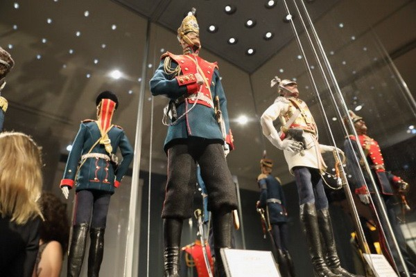 555ea94fb662 Музей военной формы одежды - Москва