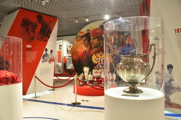 Музей хоккея в Москве