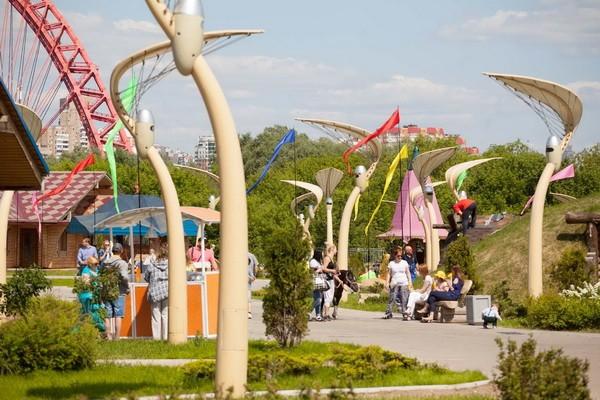 Парк «Сказка»