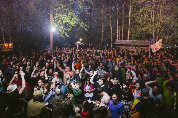 Первый музыкальный open-air лета – «Шокофест 2018»