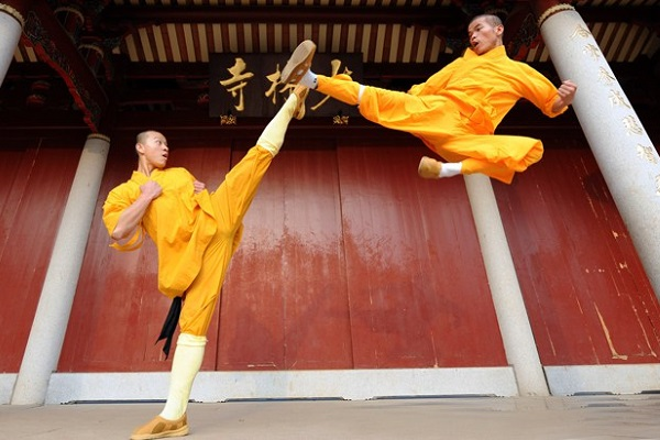 Шоу монахов Шаолиня «Мастера Кунг-Фу»