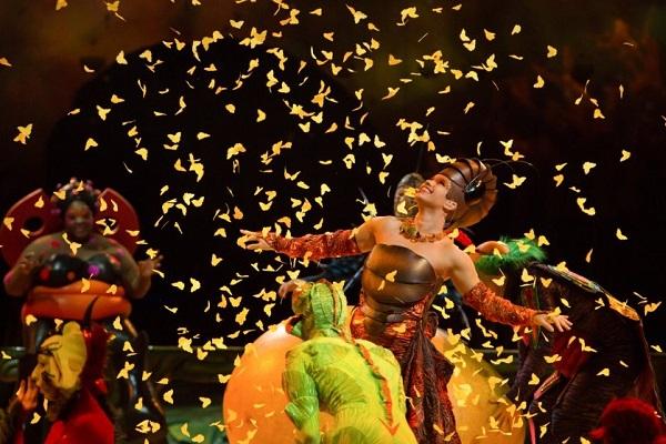 Цирковое шоу «Cirque Du Soleil: OVO»