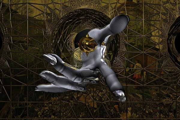 Выставка «Виртуальные зеркала Константина Худякова»