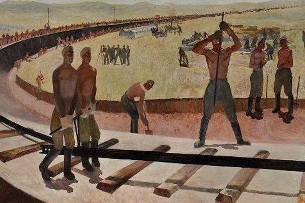 Выставка «Прибытие поезда»