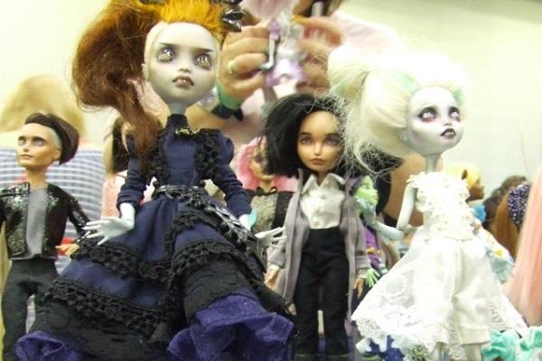 Выставка шарнирных кукол «Dollscar – 2018»