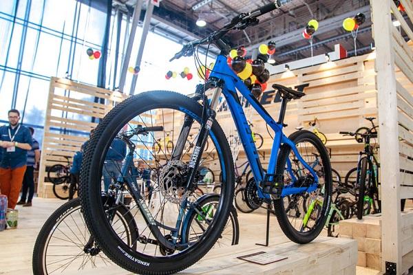 Выставка велосипедов и велоаксессуаров «БайкЭкспо – 2018»