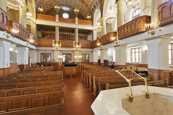 Московская хоральная синагога
