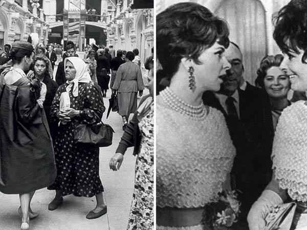 Экскурсия «ГУМ и советская мода». Взглянуть на моду в СССР через историю о главном магазине страны