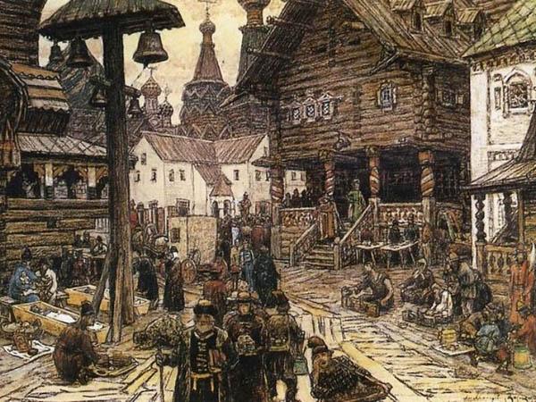 Экскурсия «Историческая прогулка по Москве от древности до наших дней». Как менялся город и кто влиял на эти изменения