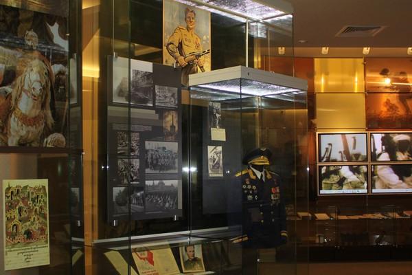 День Победы в Музее Героев