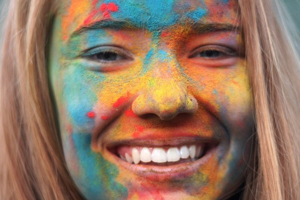 Фестиваль красок Холи «Ирис – 2018»