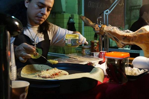 Гастрономический фестиваль «Маркет Местной Еды»